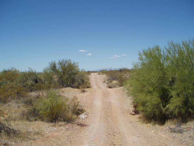 33405 W Carefree Highway, Unincorporated County, AZ 85390 (MLS #6110228) :: Conway Real Estate