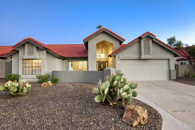 11075 E Clinton Street, Scottsdale, AZ 85259 (MLS #6110239) :: Brett Tanner Home Selling Team