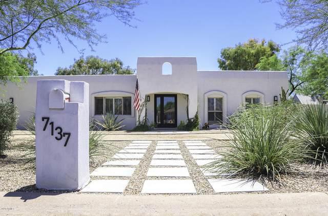 7137 E Cortez Drive, Scottsdale, AZ 85254 (MLS #6110276) :: Arizona Home Group