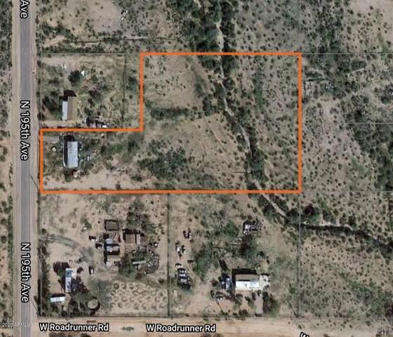 27039 N 195TH Avenue, Wittmann, AZ 85361 (MLS #6110282) :: The Laughton Team