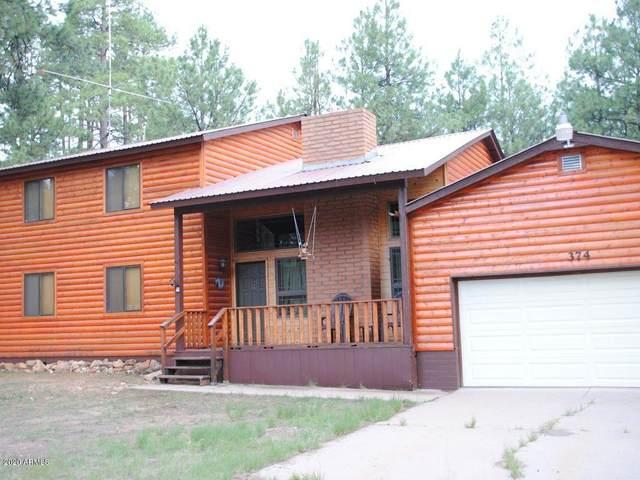 374 Pinto Road, Forest Lakes, AZ 85931 (MLS #6110288) :: neXGen Real Estate