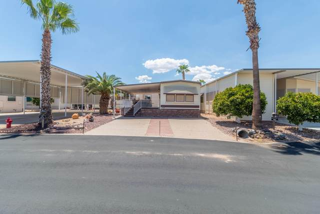 17200 W Bell Road #540, Surprise, AZ 85374 (MLS #6110322) :: Arizona Home Group