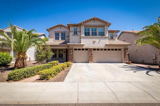 5140 W Trotter Trail, Phoenix, AZ 85083 (MLS #6110333) :: REMAX Professionals