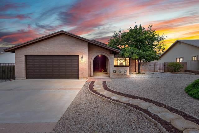 3650 E Trevino Drive, Sierra Vista, AZ 85650 (MLS #6110335) :: The Laughton Team