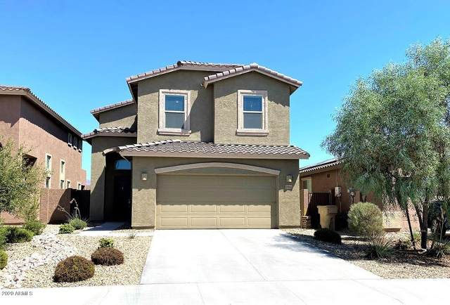 19862 W Woodlands Avenue, Buckeye, AZ 85326 (MLS #6110347) :: The W Group