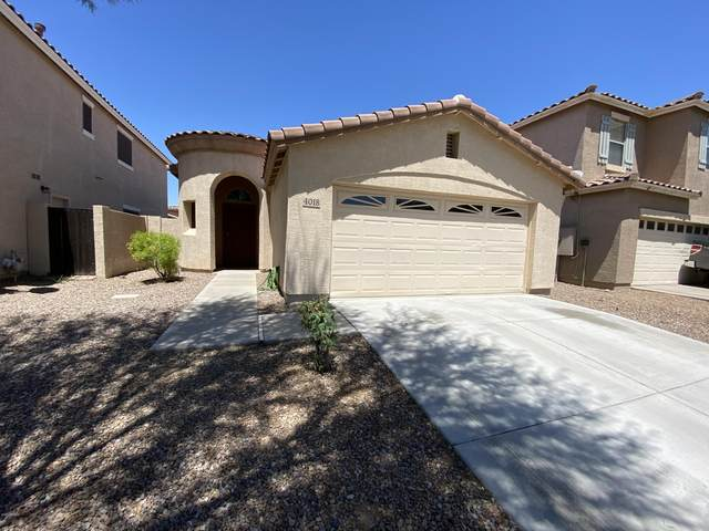 4018 E Ironhorse Road, Gilbert, AZ 85297 (MLS #6110395) :: Klaus Team Real Estate Solutions