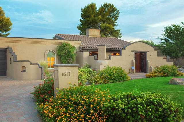 6517 E Gold Dust Avenue, Paradise Valley, AZ 85253 (MLS #6110443) :: Klaus Team Real Estate Solutions
