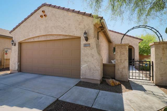 20580 N 261ST Avenue, Buckeye, AZ 85396 (MLS #6110447) :: Klaus Team Real Estate Solutions