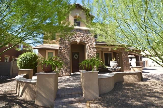 2676 E Bridgeport Parkway, Gilbert, AZ 85295 (MLS #6110450) :: Klaus Team Real Estate Solutions