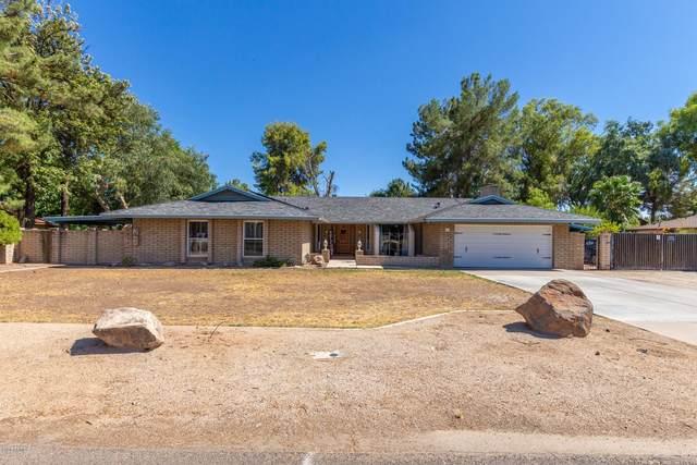 527 E Tremaine Avenue, Gilbert, AZ 85234 (MLS #6110456) :: The W Group