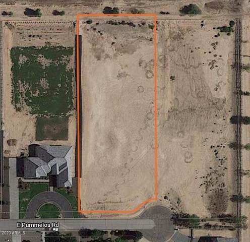 21558 E Pummelos Road, Queen Creek, AZ 85142 (MLS #6110462) :: Russ Lyon Sotheby's International Realty