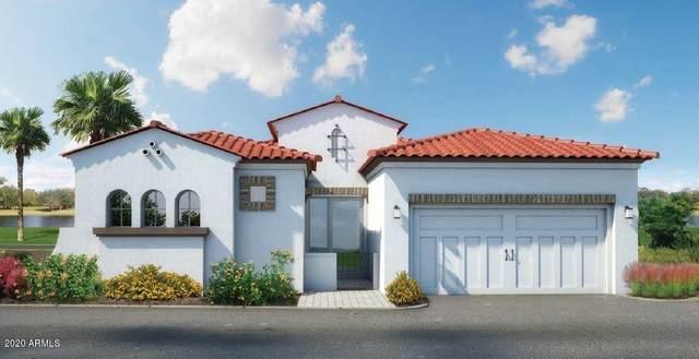 2777 W Queen Creek Road W #9, Chandler, AZ 85248 (MLS #6110466) :: Klaus Team Real Estate Solutions