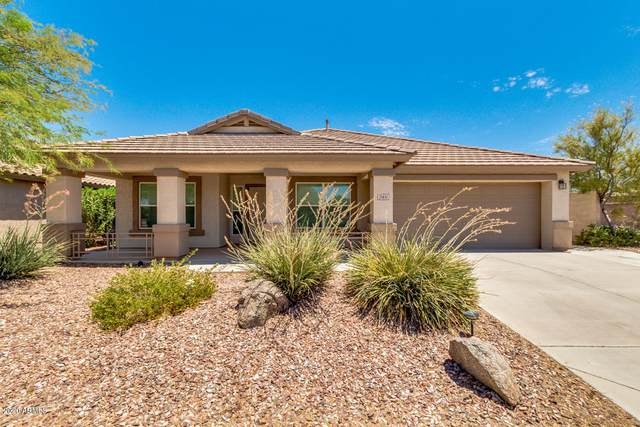 21651 N Van Loo Drive, Maricopa, AZ 85138 (MLS #6110467) :: Klaus Team Real Estate Solutions