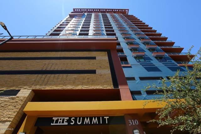 310 S 4TH Street #1206, Phoenix, AZ 85004 (MLS #6110475) :: REMAX Professionals