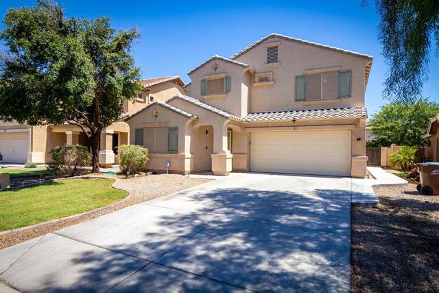 549 E Melanie Street, San Tan Valley, AZ 85140 (MLS #6110504) :: Klaus Team Real Estate Solutions