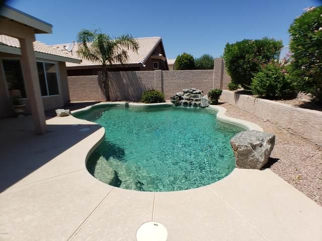 2519 N Saffron Drive, Mesa, AZ 85215 (#6110528) :: AZ Power Team | RE/MAX Results