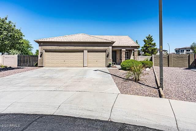 1574 N Constellation Court, Gilbert, AZ 85234 (MLS #6110551) :: Klaus Team Real Estate Solutions