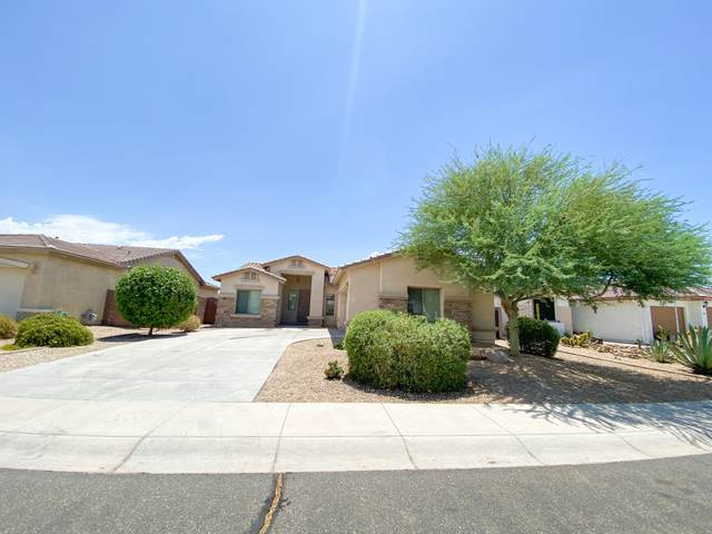 29437 W Whitton Avenue, Buckeye, AZ 85396 (MLS #6110568) :: Openshaw Real Estate Group in partnership with The Jesse Herfel Real Estate Group