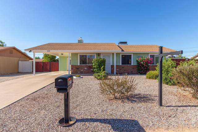 620 E Quail Avenue, Apache Junction, AZ 85119 (MLS #6110589) :: Klaus Team Real Estate Solutions