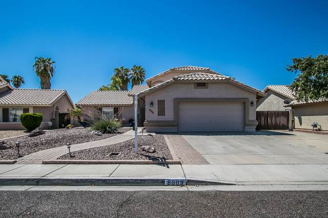 8603 W Windrose Drive, Peoria, AZ 85381 (MLS #6110609) :: The Bill and Cindy Flowers Team