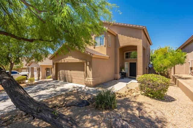 10472 E Hillery Drive, Scottsdale, AZ 85255 (MLS #6110617) :: The W Group