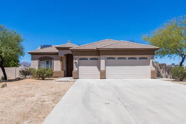 23418 W Magnolia Street, Buckeye, AZ 85326 (MLS #6110628) :: The Laughton Team