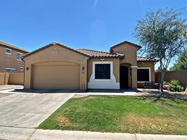 1626 S 174TH Lane, Goodyear, AZ 85338 (MLS #6110630) :: Lucido Agency