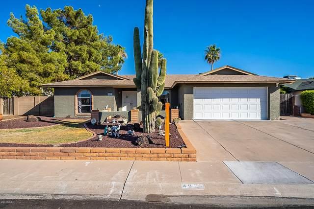 4921 W Onyx Avenue, Glendale, AZ 85302 (MLS #6110655) :: The W Group
