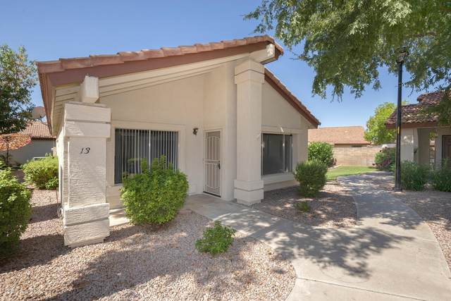 1120 N Val Vista Drive #13, Gilbert, AZ 85234 (MLS #6110658) :: Lux Home Group at  Keller Williams Realty Phoenix