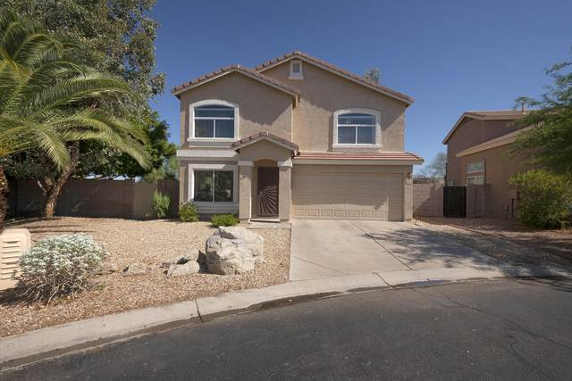 6654 E Riverdale Street, Mesa, AZ 85215 (MLS #6110696) :: The Luna Team