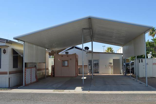 223 E Ocotillo Drive, Florence, AZ 85132 (MLS #6110711) :: The J Group Real Estate | eXp Realty