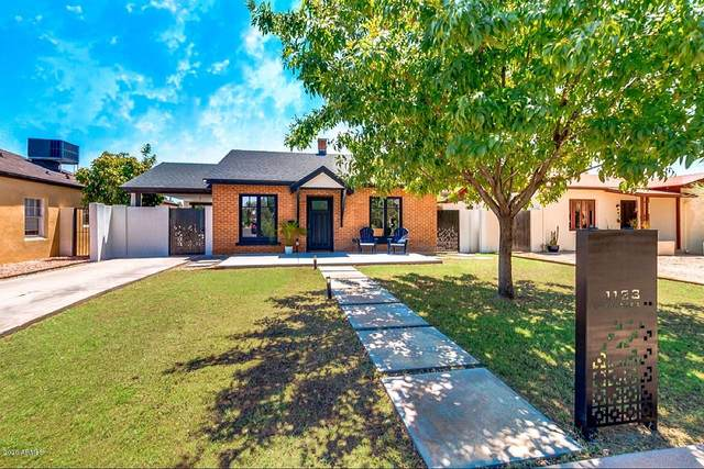 1123 E Coronado Road, Phoenix, AZ 85006 (MLS #6110712) :: Klaus Team Real Estate Solutions