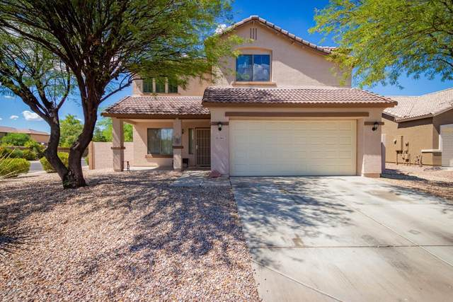 1564 E Racine Drive, Casa Grande, AZ 85122 (MLS #6110713) :: Klaus Team Real Estate Solutions