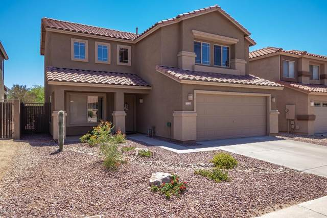 4707 E Juana Court, Cave Creek, AZ 85331 (MLS #6110722) :: Klaus Team Real Estate Solutions