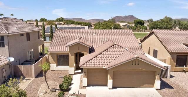 5410 W Angela Drive, Glendale, AZ 85308 (MLS #6110727) :: Klaus Team Real Estate Solutions
