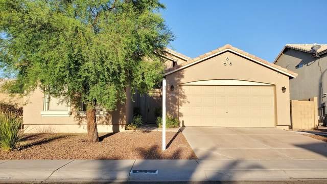 2237 S 85TH Drive, Tolleson, AZ 85353 (MLS #6110739) :: The Luna Team