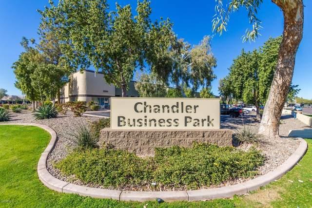 3210 N Delaware Street, Chandler, AZ 85225 (MLS #6110740) :: Conway Real Estate