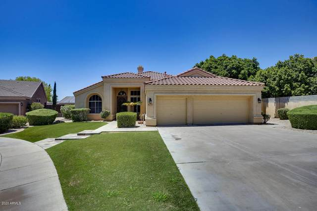 21388 N 71ST Drive, Glendale, AZ 85308 (MLS #6110791) :: The Property Partners at eXp Realty