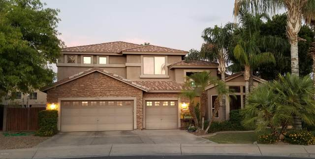 2741 S Faith, Mesa, AZ 85209 (MLS #6110799) :: The Laughton Team