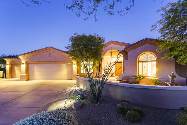6563 E Greythorn Drive, Scottsdale, AZ 85266 (MLS #6110803) :: My Home Group