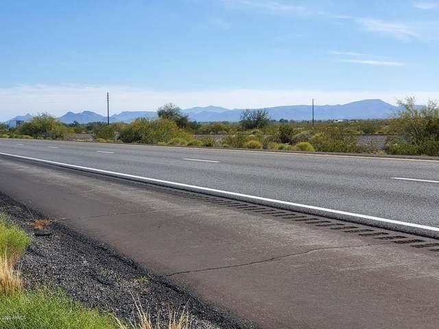 0 W I-8, Gila Bend, AZ 85337 (MLS #6110836) :: Yost Realty Group at RE/MAX Casa Grande