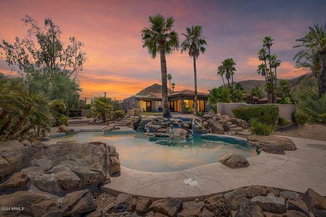 4724 E Foothill Drive, Paradise Valley, AZ 85253 (MLS #6110867) :: The Daniel Montez Real Estate Group