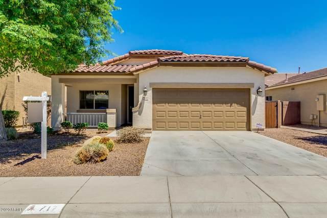 712 W Harvest Road, San Tan Valley, AZ 85140 (MLS #6110869) :: Klaus Team Real Estate Solutions