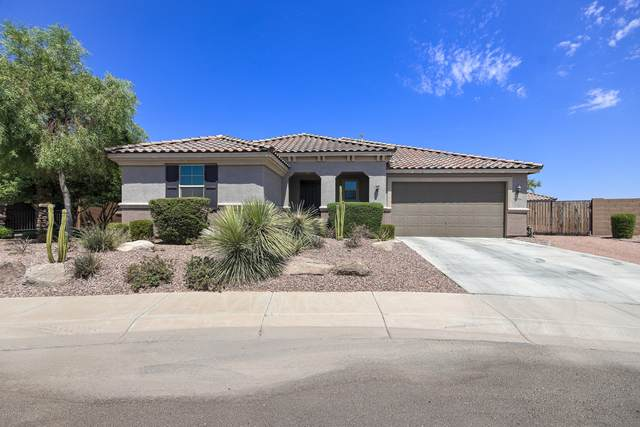 40570 W Hopper Drive, Maricopa, AZ 85138 (MLS #6110874) :: Keller Williams Realty Phoenix