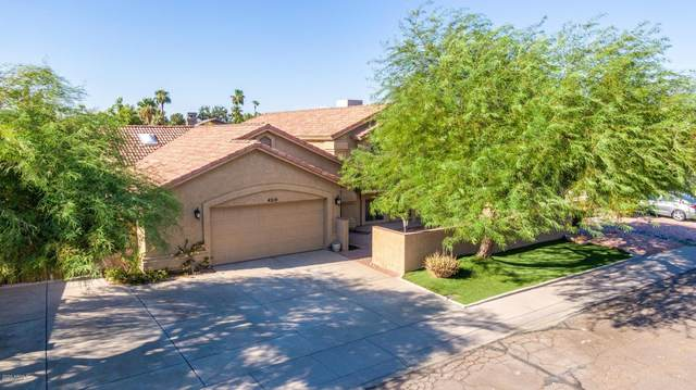 4210 E Liberty Lane, Phoenix, AZ 85048 (MLS #6110908) :: Yost Realty Group at RE/MAX Casa Grande