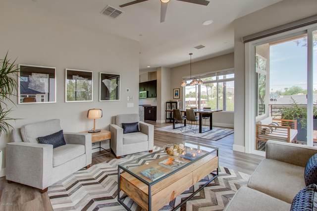 6850 E Mcdowell Road #1, Scottsdale, AZ 85257 (MLS #6110941) :: Brett Tanner Home Selling Team