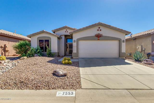 7553 E Rugged Ironwood Road, Gold Canyon, AZ 85118 (MLS #6110953) :: Lux Home Group at  Keller Williams Realty Phoenix