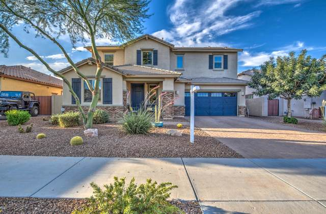 19282 E Canary Way, Queen Creek, AZ 85142 (MLS #6110981) :: NextView Home Professionals, Brokered by eXp Realty