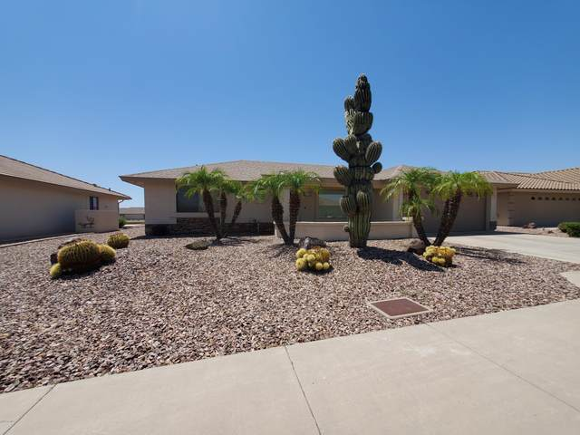 2550 S Tambor, Mesa, AZ 85209 (MLS #6110988) :: The Laughton Team