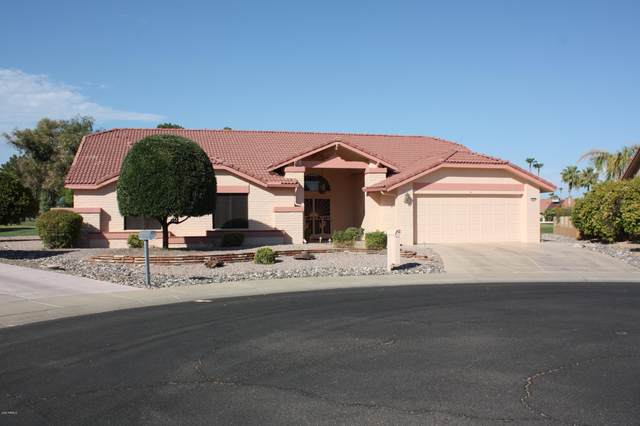 21015 N Stonegate Drive, Sun City West, AZ 85375 (MLS #6111026) :: Maison DeBlanc Real Estate